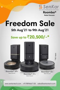 irobot freedom sale 2021